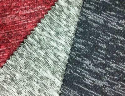 Three colour imitation knitting wool fabric+TPU+100d/144f fleece