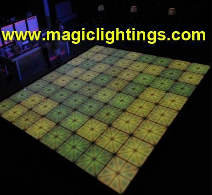 DMX512 LED Dance Floor Light