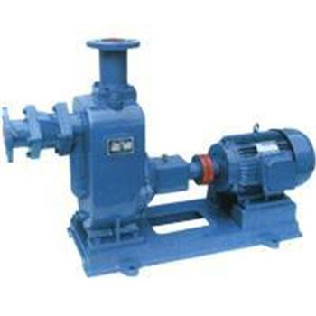 Horizontal Self-priming Pump