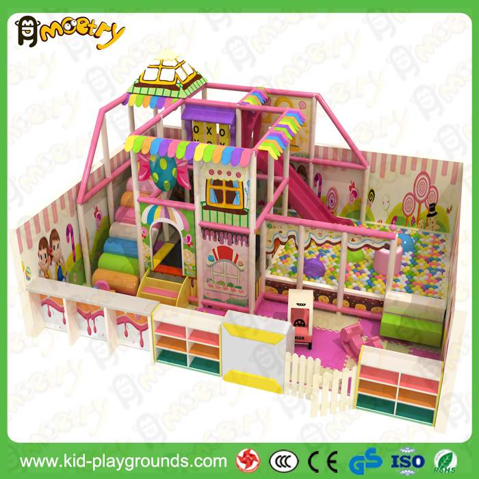 Large Kids Indoor Play System for Entertainment