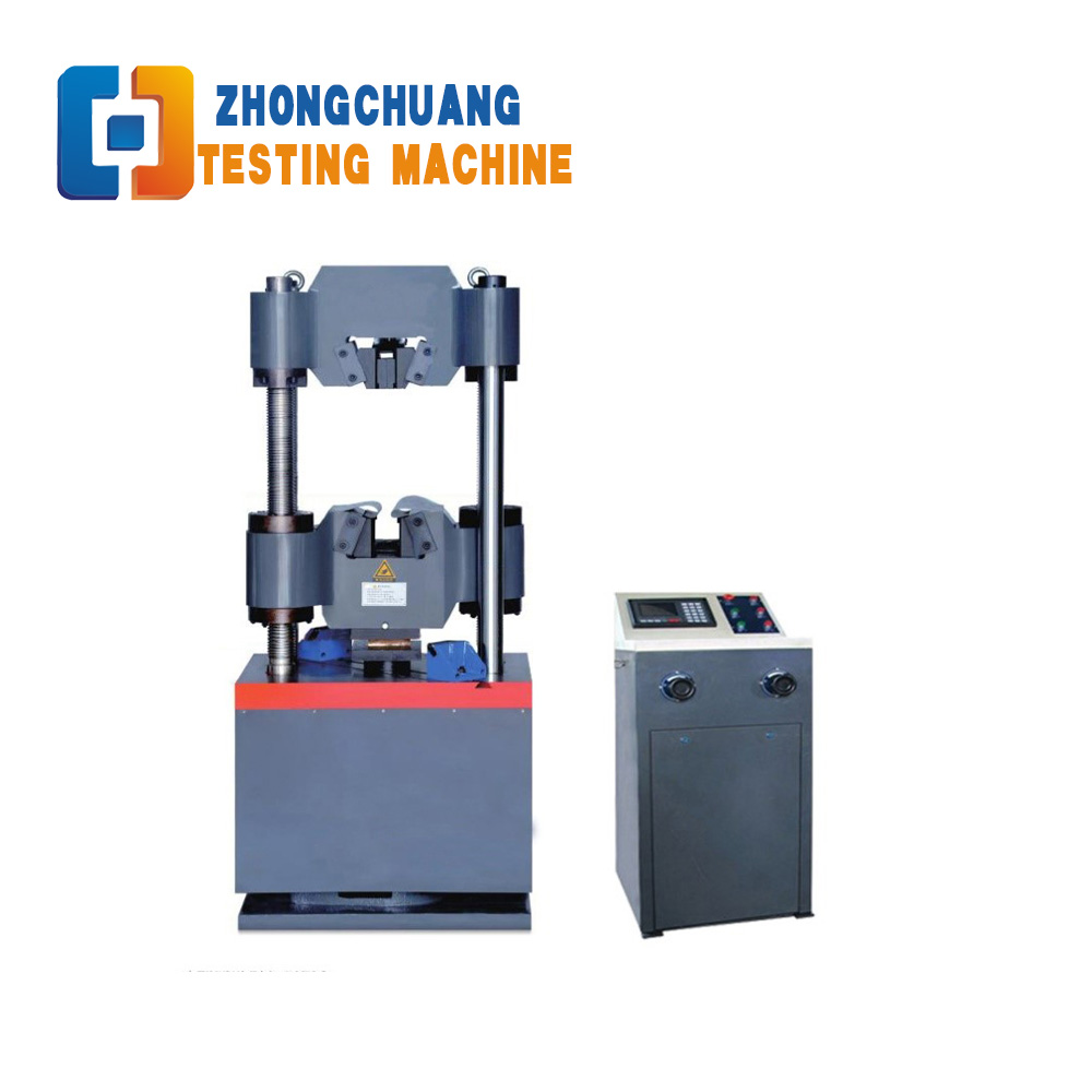 300KN Digital Display UTM Hydraulic Universal Tensile Testing Machine Price