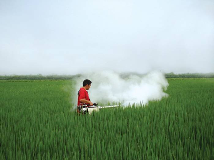 agriculture thermal fogger machine