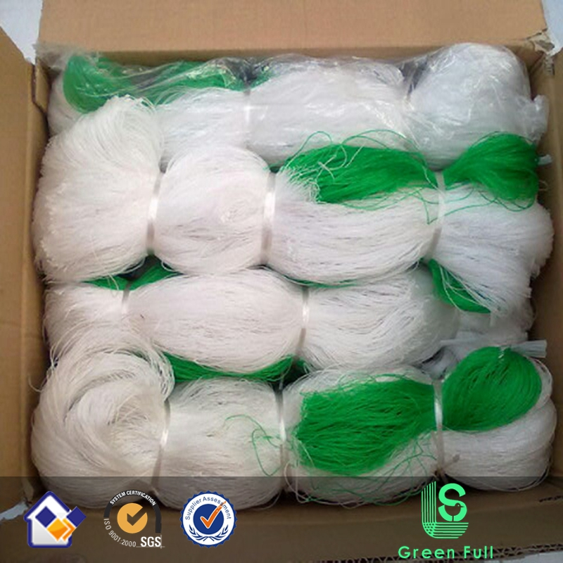 380D/6ply cucumber net