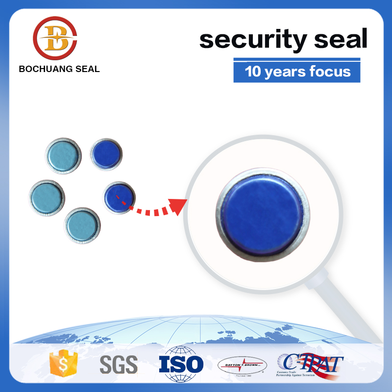 high quality ABS and lead material lead security seals M301