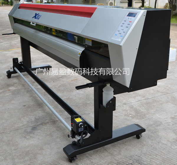 1440dpi High Resolution advertising Vinyl Eco Solvent Printer