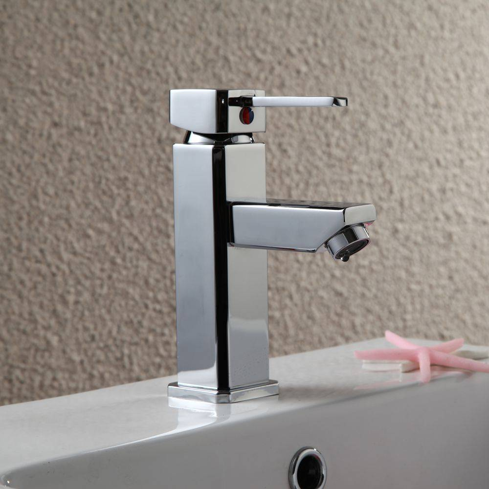 High quality brass chrome water faucet