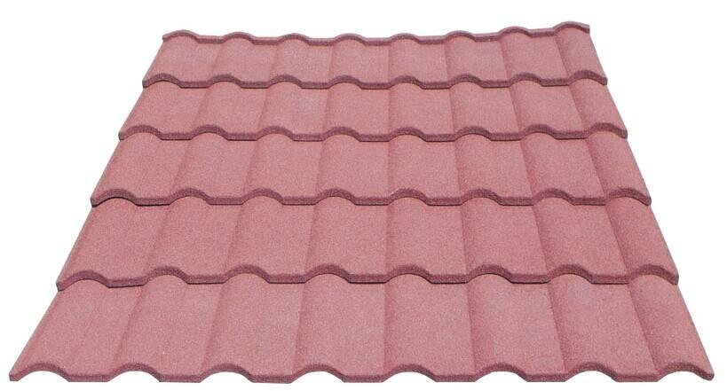 Shake Tile, metal tile panel