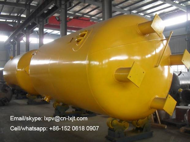 Specical gas/Chemical storage tank-ASME pressure vessel-ISO9001 certified factory