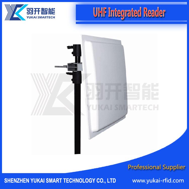 RFID UHF Integrated Reader, Built-in 12dbi Antenna