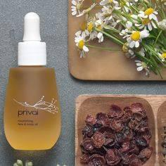 Privai Nourishing Face & Body Oil