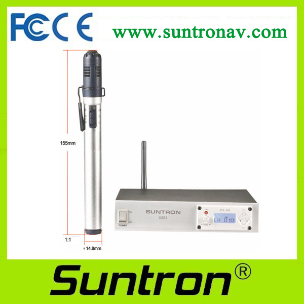 SUNTRON Pencil Type Wireless Microphone