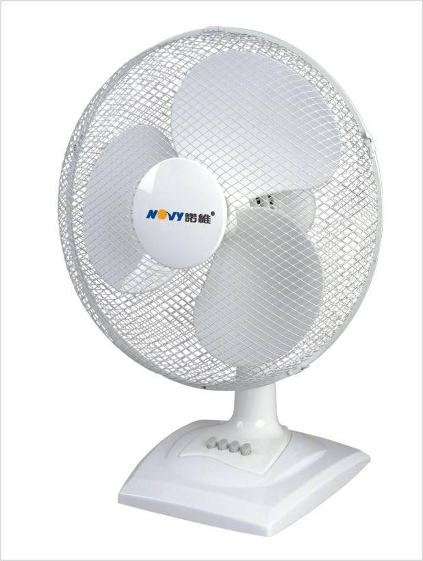 """FT-30C 12"""" desk fan/wall fan (2 in 1)"""