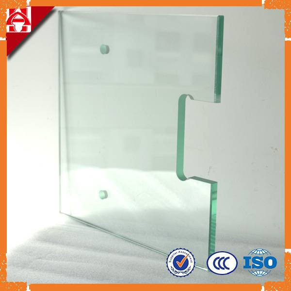 Cear & Colored Tempered Glass for sale