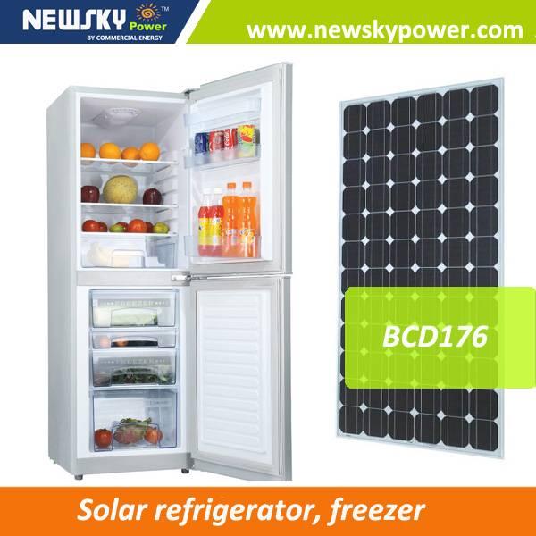 solar power refrigerator12v 24v  DC Freezer Fridge 12v Refrigerator