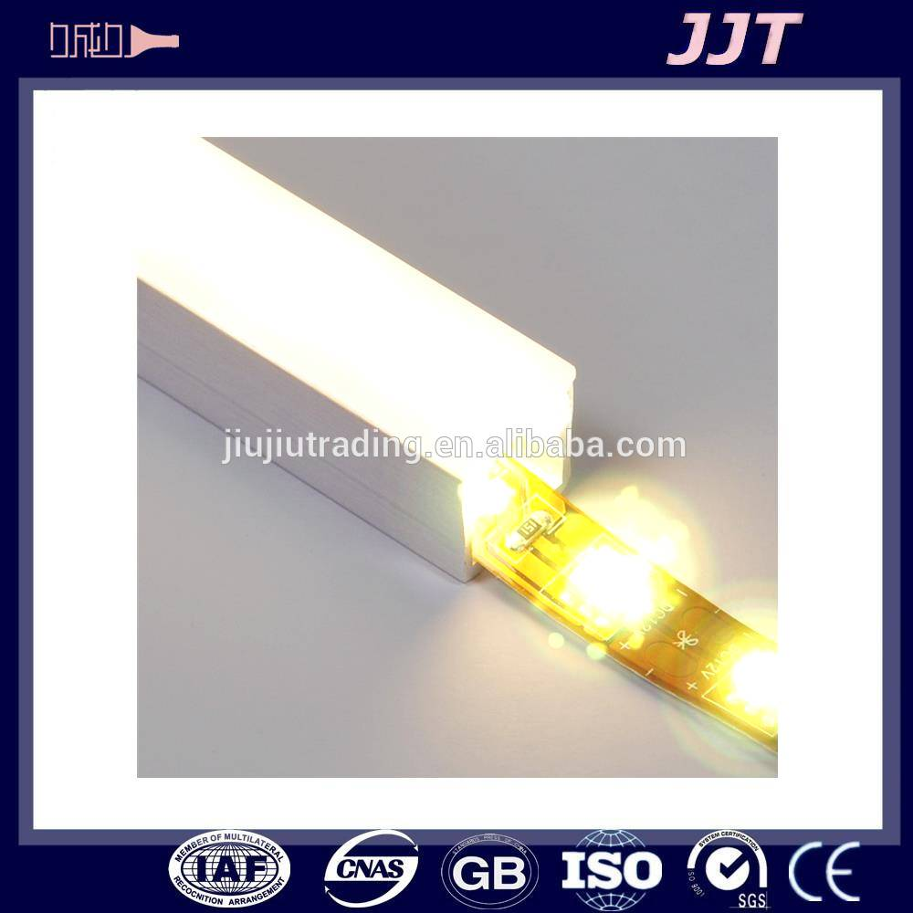 CHINA LATEST DESIGN ALUMINUM LED LIGHTING PROFILE