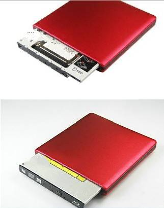 USB 3.0 External BLu-ray optical drive ,BD-RE Burner Drive free shipping