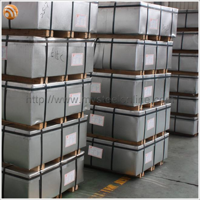 Excellent Paint Adhesion BA Lacquered Tin Galvanized Plate