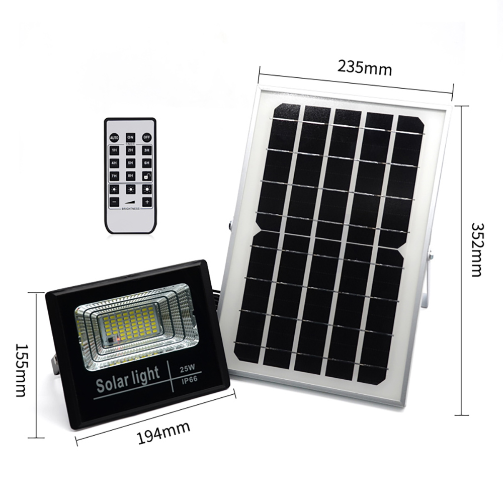 solar flood light S series