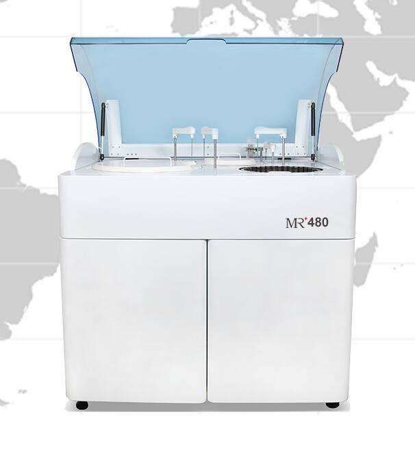 MR-480 Chemistry Analyzer