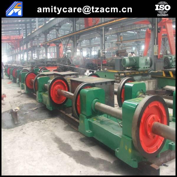 Concrete spun pile pipe centrifugal spinning machine