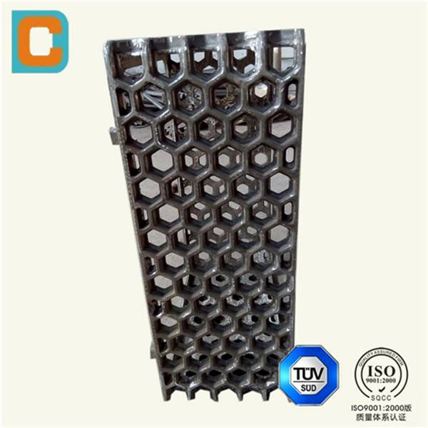 High tempreture investment casting for heat processing made in China