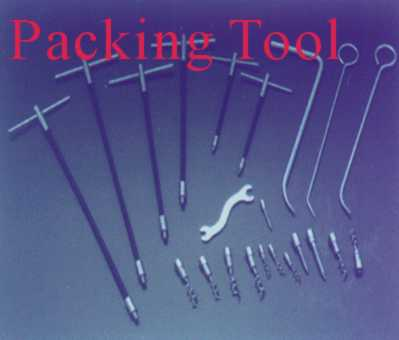 Packing Tool, changed old packing's tool
