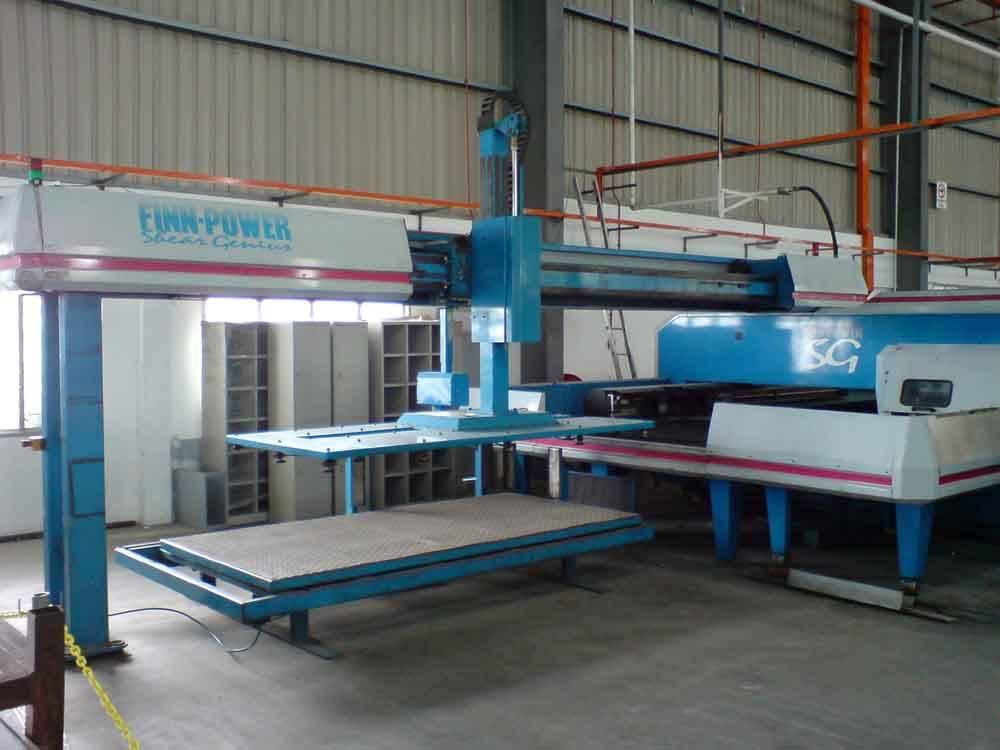 CNC Finn Power Punching machine Shear Genius TRS6