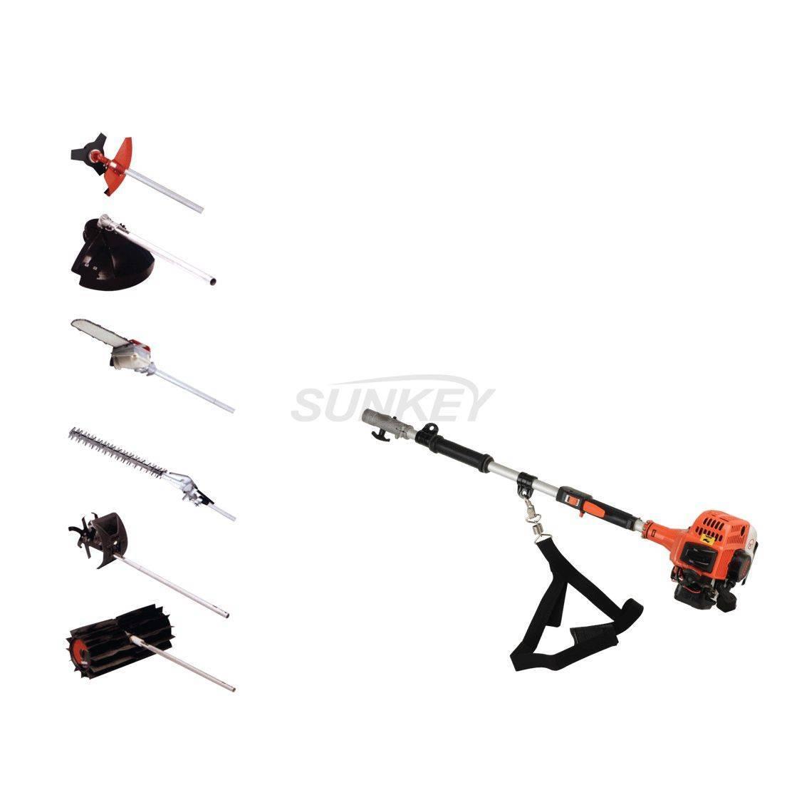 Muti-Function Gasoline Brush Cutter/Grass Cutter (SS-MT260)