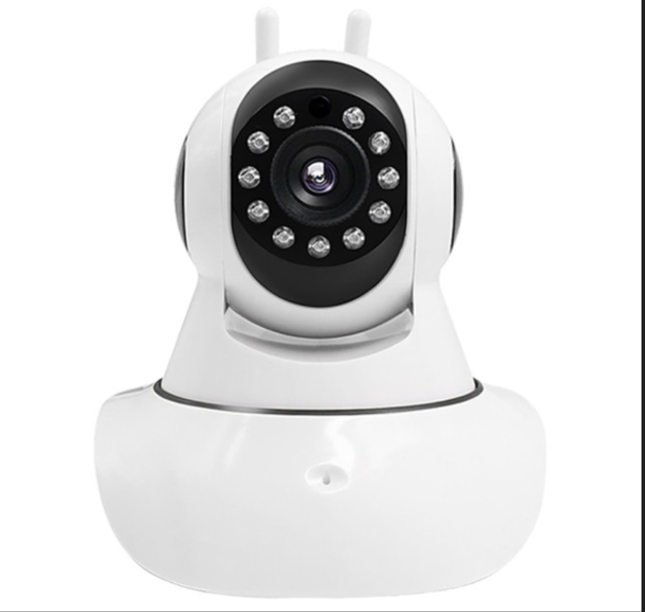 1080P 2Mp Smart household P2P Pan/Tilt two ways audio 64G SD wireless and wired camera