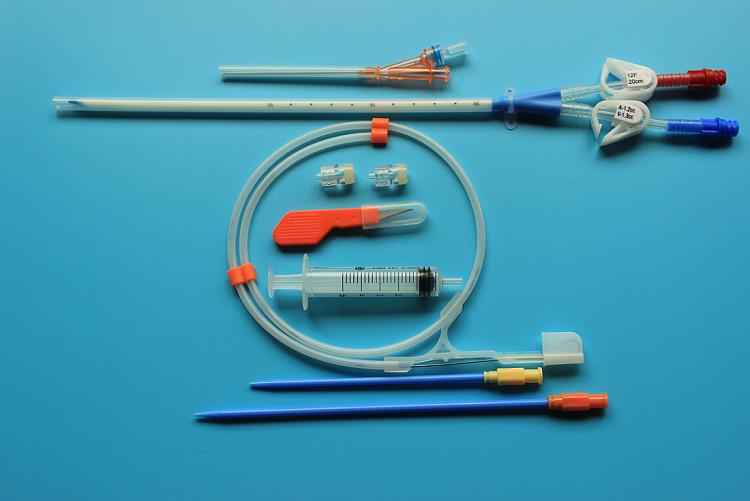 Dialysis Catheter Set