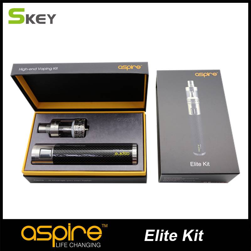 China Top Brand Electronic Cigarette Aspire Elite Kit New Arrival