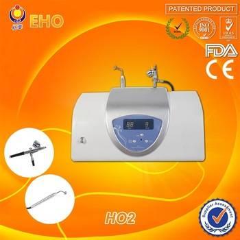 Nice-looking HO2 Oxygen Therapy Skin Equipment for skin rejuvenation (Manufacturer/CE/keywords)