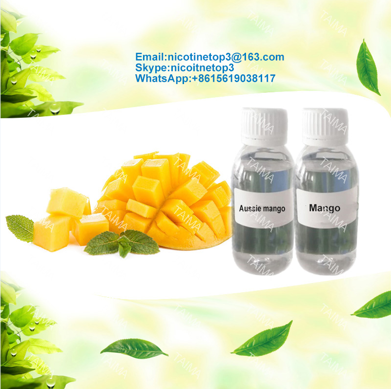Best selling of Aussie mango fruit cocnentrate flavor for e-liquids