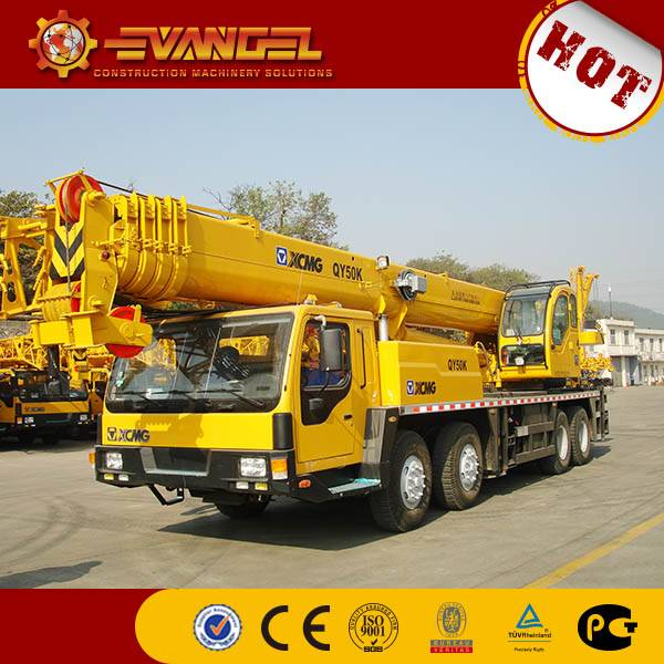 new XCMG QY50K truck crane on sale