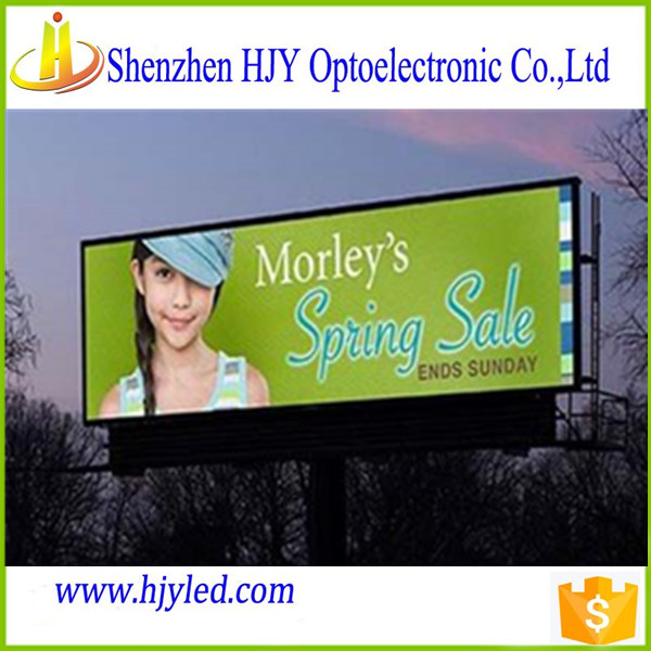 p10 outdoor full color led display module good quality