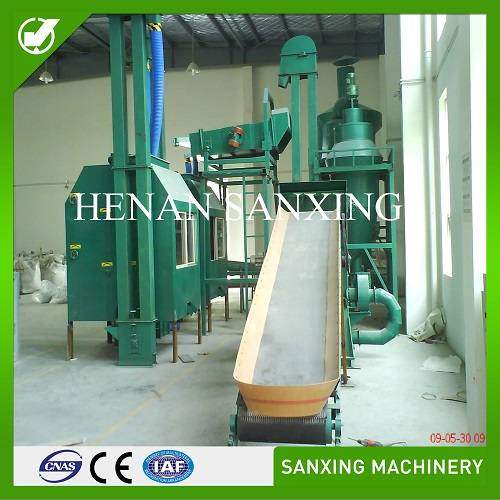 Main manufacturer E waste recycling plant