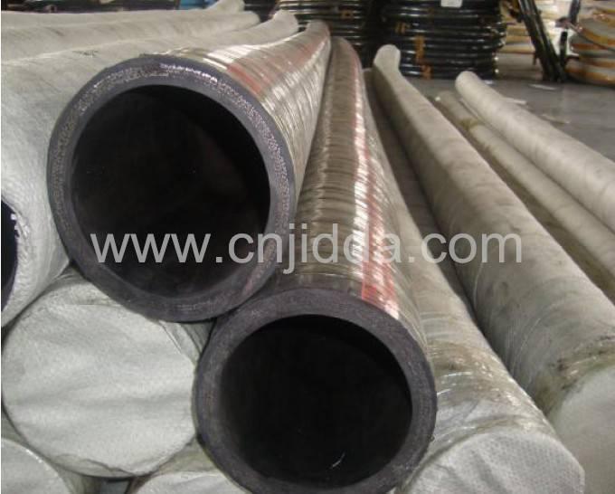 Schwing DN125 4 Wire Layer 85Bar Concrete pump Rubber End Hose