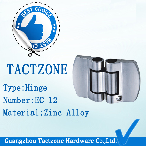Toilet Cubicle Heavy Duty Cabinet Zinc Alloy Spring Hinge