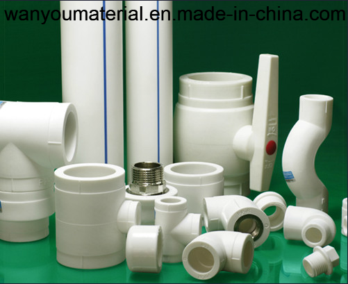 PVC Pipe Fitting For Water Supply Made In China
