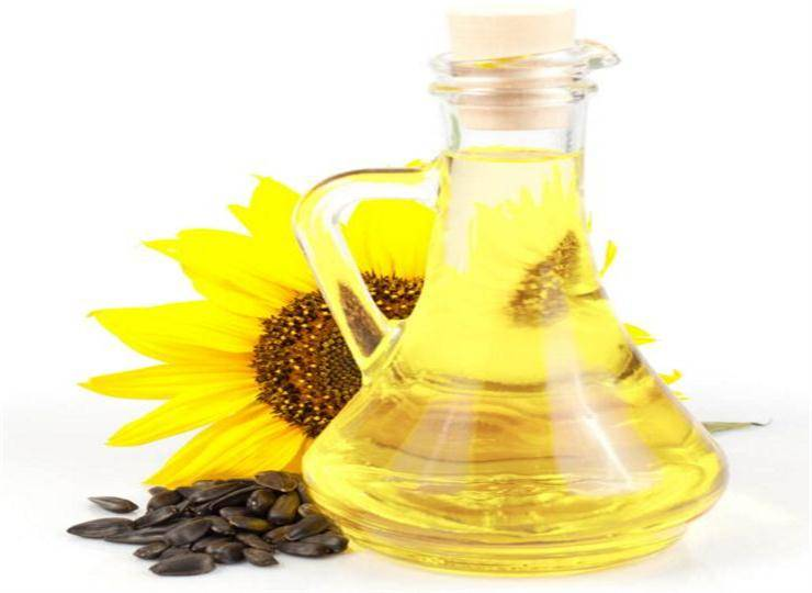 Hot Sale Chinese Crude Sunflower Oil ~