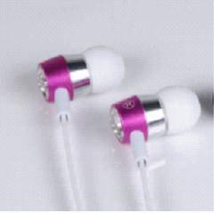 3.5mm Earphone Headphone Earbud for APPLEs iPods Touch iPads MP3 mp4