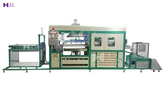 Auto blister forming machine