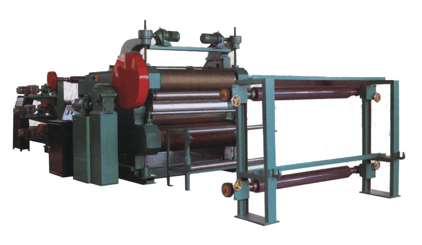 Rotary Curing Press