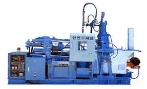 35Ton Hot Chamber Diecasting Machine