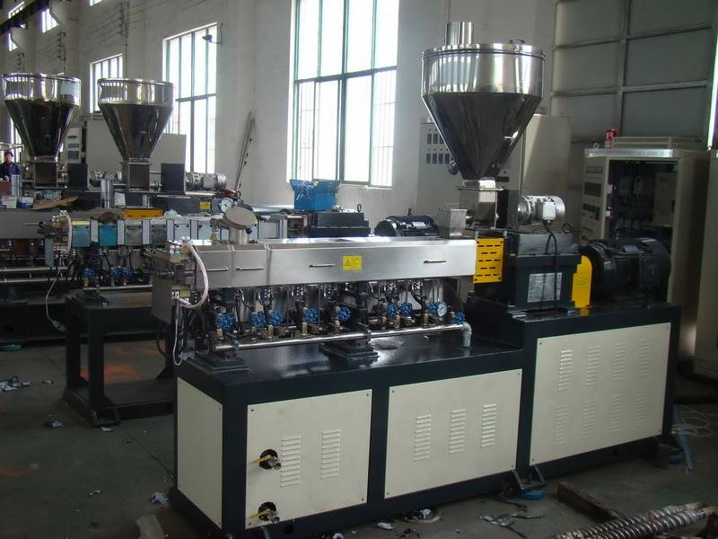 SHJ-35 CO-rotating twin screw extruder