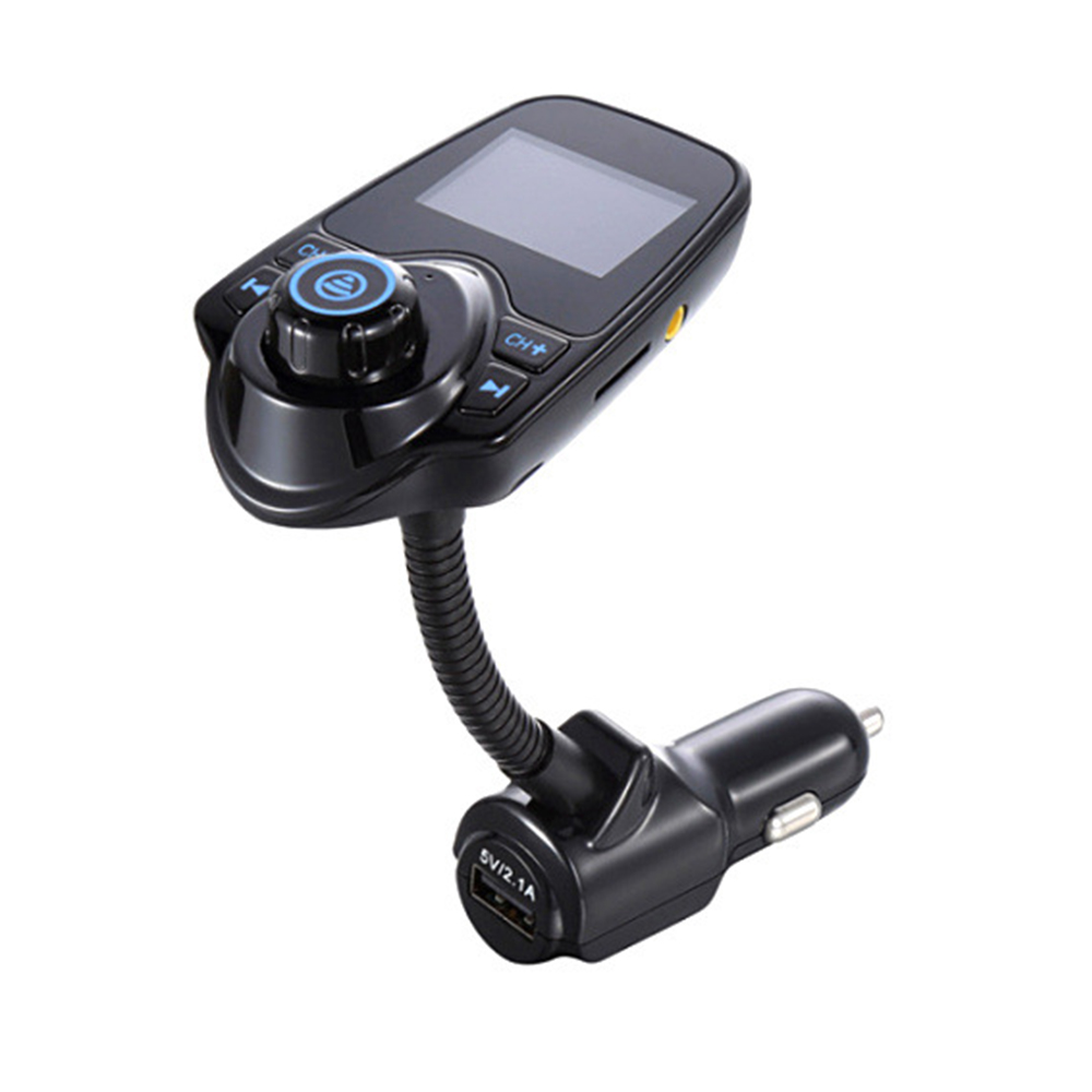 GXYKIT Car Audio T11 bluetooth MP3 Player Wireless FM Transmitter T10 Bluetooth Charger