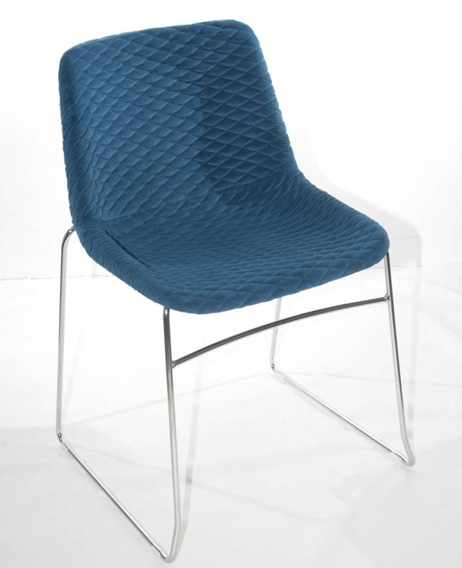 Plastic Molding Services Plastic Chair Mod. BERGAMO 102-MT
