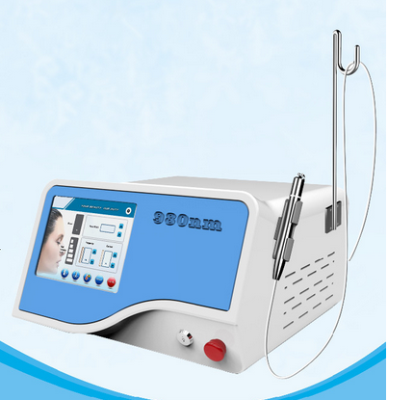 980nm diode laser spider EVLT spider vein face vein vascular removal red blood vessels removal