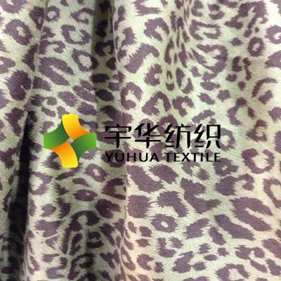 printed suede fabric for sofa