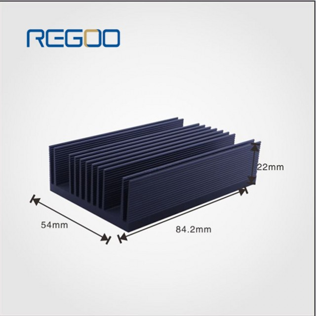 Customized Aluminum Heat Sink for Led with Competitive Price